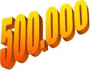 500mil